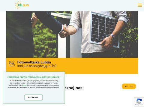 Pelsun.pl panele fotowoltaiczne