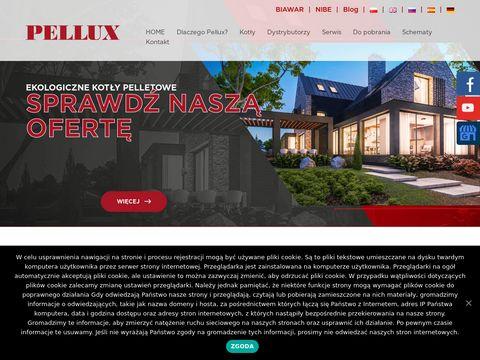 Pellux.pl kocioł na pelet