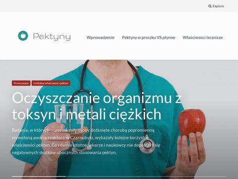 Pektyny.pl - profilaktyka nowotworowa