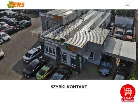 Pers24h.pl - pomoc drogowa poznań