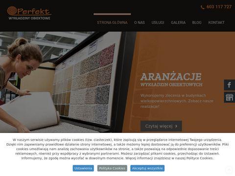 Perfekt montaż wykładzin dywanowych Warszawa