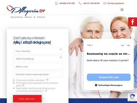 Pflegerin24.pl praca opiekunki dla osób starszych