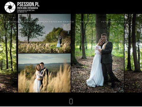 Psession.pl profesjonalny fotograf