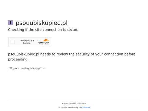 Psouubiskupiec.pl normy prawne