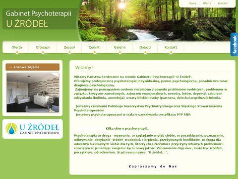 Psychoterapiauzrodel.pl Gabinet Psychoterapii U zródeł