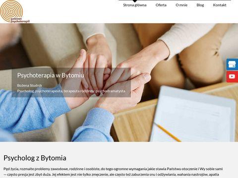 Psychoterapeutabytom.pl