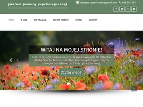 Psychologpomaga.waw.pl - psychoterapia