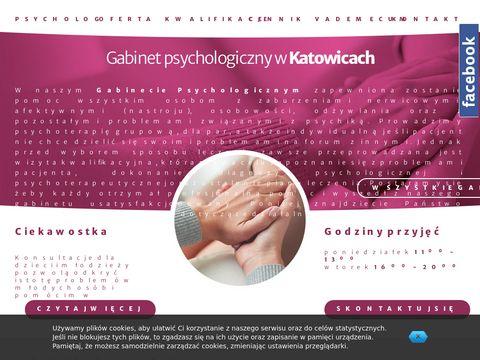 Psycholog.lekarzekatowice.pl psychoterapia par