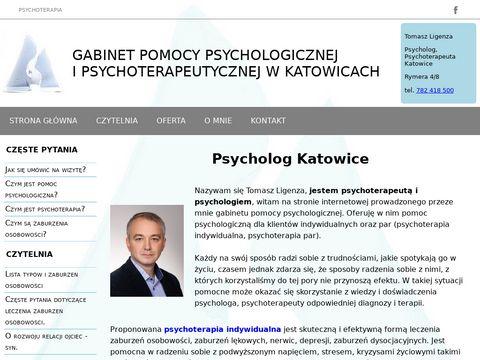Katowice psycholog fobia