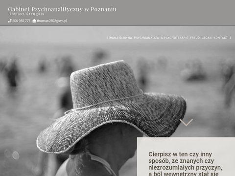 Psychoanaliza-poznan.pl Tomasz Strugała