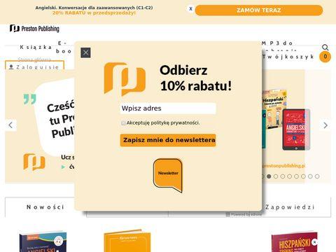 Prestonpublishing.pl wydawnictwo językowe