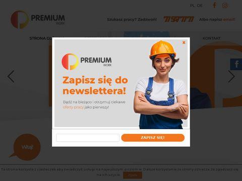 Premium-work.pl praca hydraulik Niemcy