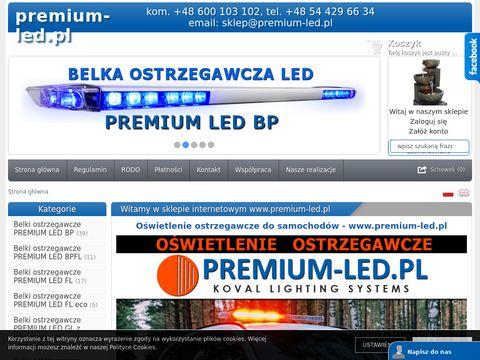 Premium-led.pl belki stroboskopowe