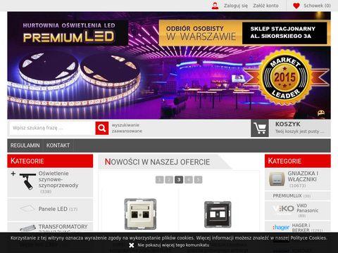 Najlepsze artykuły oświetleniowe PremiumLED.pl