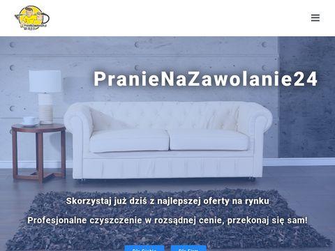 Pranienazawolanie24.pl czyszczenie krzesła