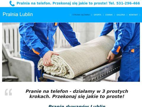 Pralnia-lublin.pl dywanow