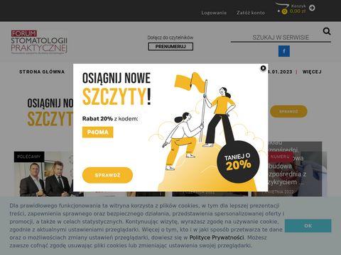 Portal dla stomatologów