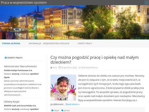 Praca-opolskie.pl