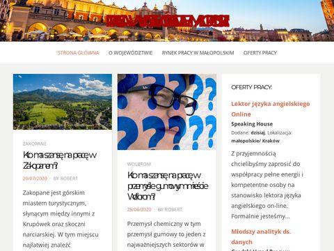 Praca-malopolskie.pl