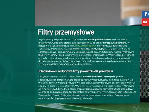 Proton producent filtrów wielkopolska