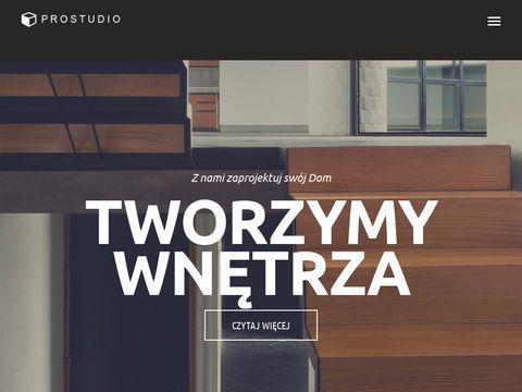 Prostudio.pl projektowanie wnętrz Warszawa