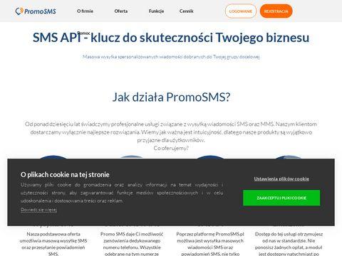 PromoSMS.com - usługi