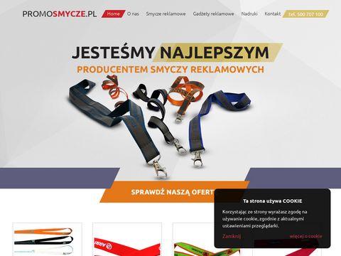 Promosmycze.pl - gadżety reklamowe