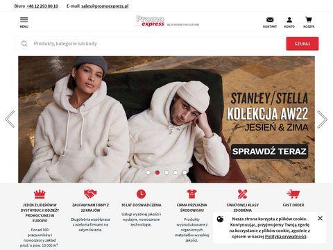 PromoExpress.pl - odzież i gadżety promocyjne