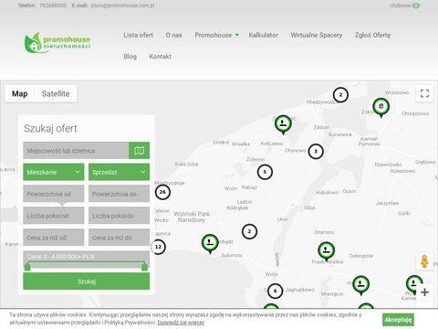 Nieruchomości Międzyzdroje - promohouse.com.pl
