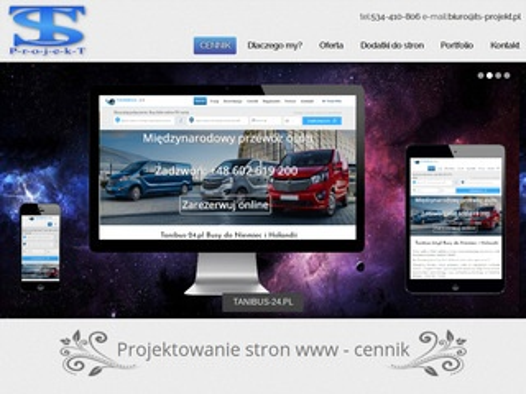 Projektowaniestroncennik.pl tworzenie