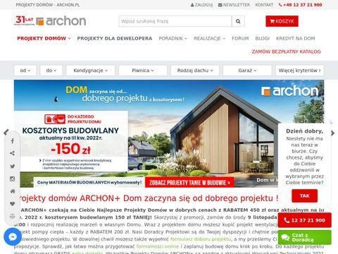 Projektydomow.com.pl - biuro architektoniczne