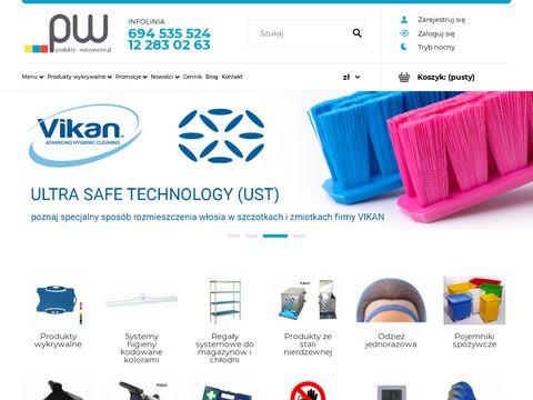 Produkty-wykrywalne.pl szczotki haccp, Vikan Hygiene