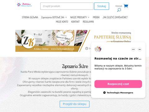 Probitus.pl zaproszenia na 18
