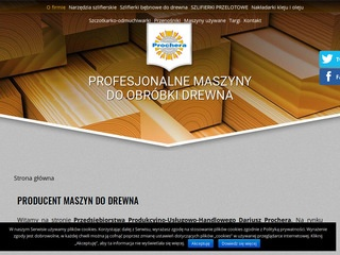 Prochera Dariusz olejowanie drewna - prochera.com.pl