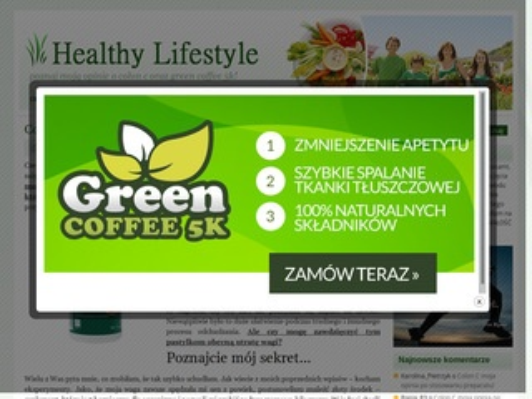 Princi.pl - zielona kawa