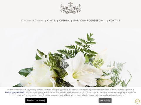 Przymierze Kremacja zwłok Olsztyn