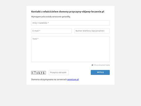 Przyczyny-objawy-leczenie.pl - serwis o leczeniu