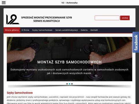 Przyciemnianie-szyby.pl montaż