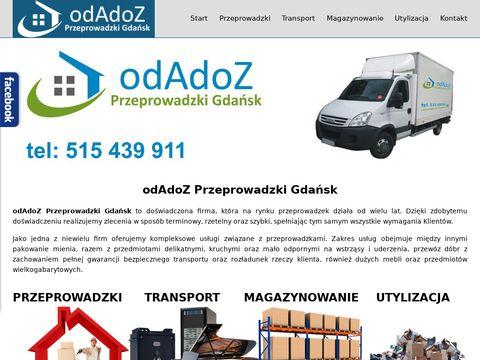 Przeprowadzkigdansk.info od A do Z