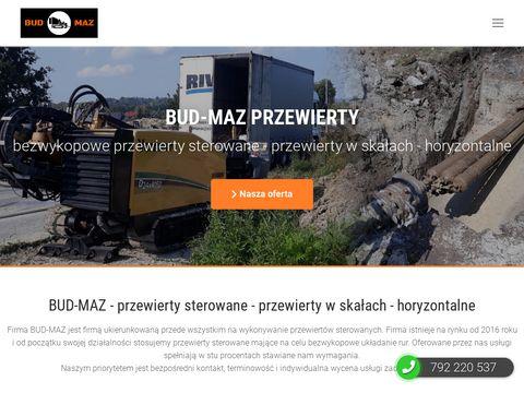 Przewierty-mazanek.pl sterowane Częstochowa