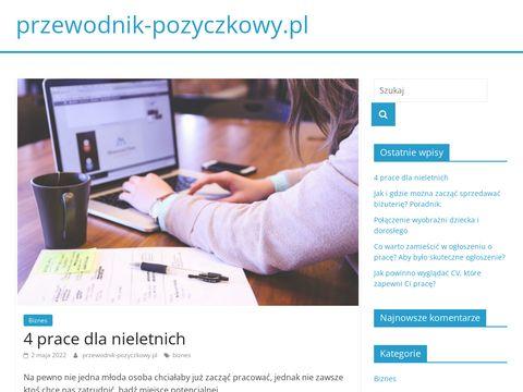 Przewodnik-pozyczkowy.pl