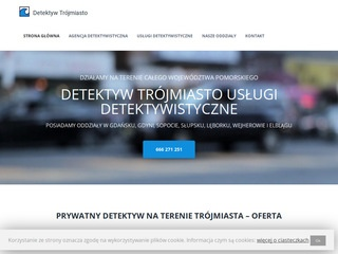 Prywatny-detektyw-24.pl Trójmiasto