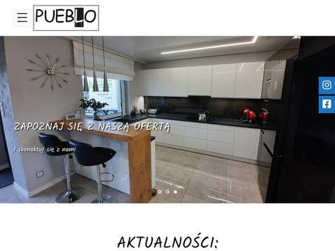 Pueblo - meble kuchenne, szafy, meble biurowe