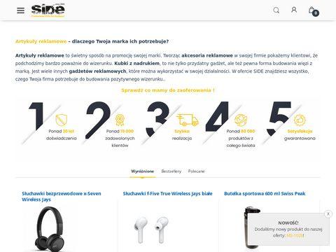 Side.com.pl - gadżety reklamowe
