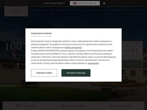Sielanka.pl szkolenia w hotelu