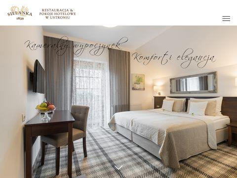 Sielanka.ustron.pl konferencje Beskidy