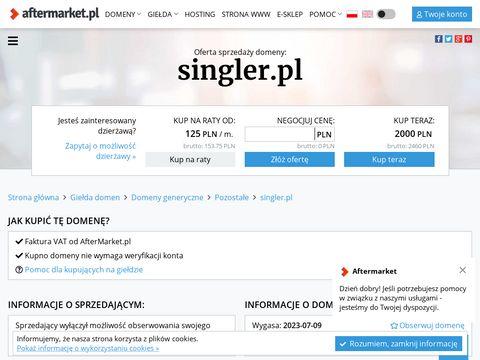 Singler.pl darmowe randki internetowe