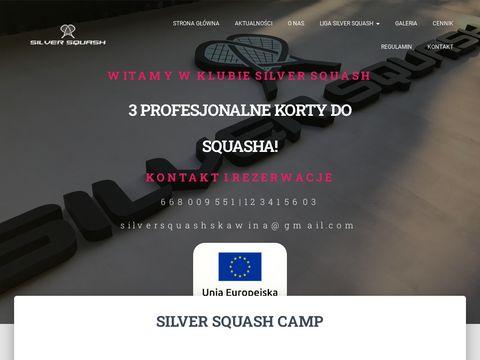 Silversquash.eu w Krakowie