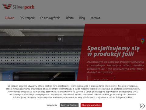 Silverpack.pl woreczek foliowy do onigiri