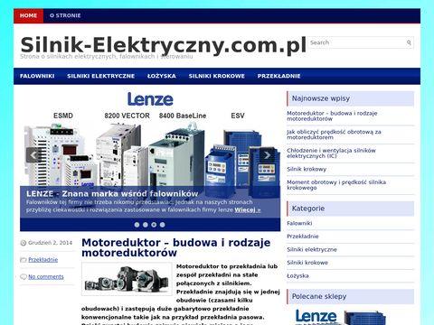 Silnik-elektryczny.com.pl - silniki elektryczne